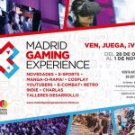 Descubre Madrid Gaming Experience