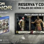 For Honor elimina el multijugador a pantalla partida