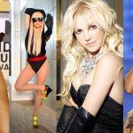 Beyoncé, Rihanna, Lady Gaga y Britney Spears se enfrentan