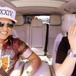 Bruno Mars se apunta al Carpool Karaoke