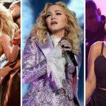 Madonna quiere grabar con Ariana Grande y Britney Spears