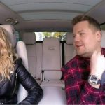 Madonna sube al Carpool Karaoke