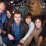 Primera imagen del spin off de Han Solo