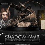 Anuncian La Tierra Media: Sombras de GuerraPrimer trailer, fecha de salida y ediciones especiales.