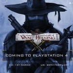 The Incredible Adventures of Van Helsing: Extended Edition llega a PS4