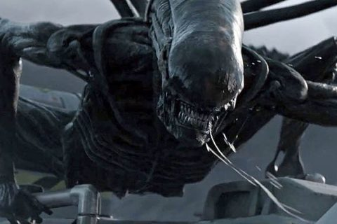 El prólogo de Prometheus a Alien CovenantRidley Scott presenta The Crossing.