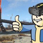 Fallout 4 VR estará en el E3 2017Sus creadores dicen que nos va a dejar con la boca abierta.