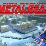 Descubre LEGO Metal Gear Solid