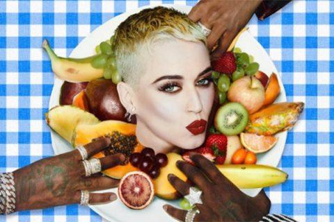 Katy Perry estrena Bon AppétitCon la participación del trío de hip-hop, Migos.