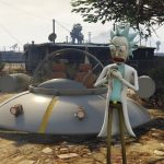 Rick y Morty invaden GTA V