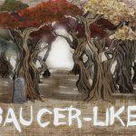 El juego español Saucer-Like llega a Steam