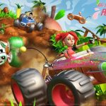 All-Star Fruit Racing sale hoy a la venta para PS4 y Nintendo Switch