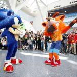 E3 2017: El duelo de baile entre Crash y Sonic