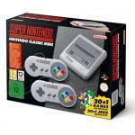 Nintendo anuncia la SNES MiniSaldrá el 29 de septiembre con 21 juegos.