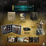 E3 2017: Todas las ediciones especiales de Assassin's Creed Origins