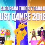 E3 2017: Primer tracklist de Just Dance 2018