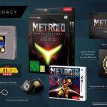 Descubre la edición coleccionista de Metroid: Samus ReturnSe pondrá a la venta el 15 de septiembre para Nintendo 3DS.