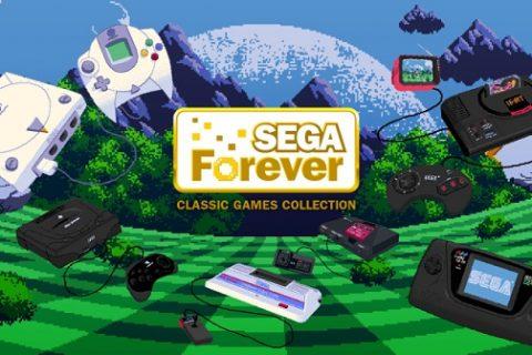 Descarga gratis los clásicos de SEGASEGA Forever ya está disponible en iOS y Android.