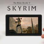 E3 2017: Nuevo avance de Skyrim para Nintendo Switch