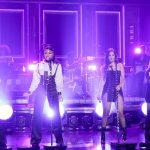 Fifth Harmony actúa en The Tonight Show El cuarteto interpretó Down, su nuevo single.