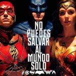 Nuevo trailer de La Liga de la JusticiaMostrado durante la Comic-Con de San Diego.