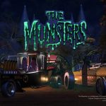 The Munsters llegan a Planet Coaster Con una terrorífica atracción.