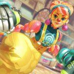 ARMS presenta a su nueva luchadora