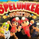 Spelunker Party llega a Nintendo Switch el 19 de octubre