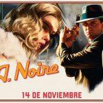 Rockstar anuncia la remasterización de L.A. Noire