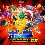 Todas las novedades de Pokkén Tournament DX