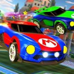 Descubre los coches exclusivos de Rocket League en Nintendo Switch