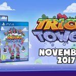 Tricky Towers tendrá edición en formato físico