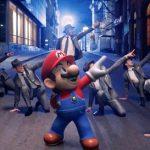 Mario estrena un videoclip para celebrar la llegada de Super Mario Odyssey