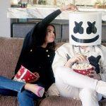 Selena Gomez estrena Wolves con Marshmello