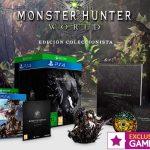 Monster Hunter World anuncia beta abierta y muestra su edición coleccionista