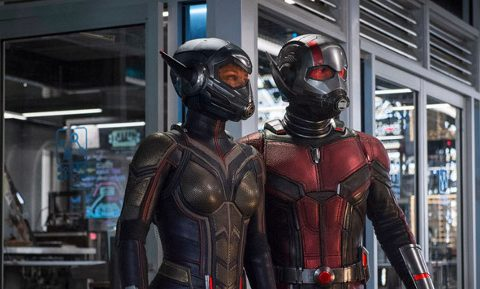 Primera imagen y argumento oficial de Ant-Man y la Avispa