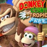 Tras su estreno en Wii-U, el genial Donkey Kong Country: Tropical Freeze saldrá en Switch