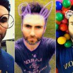 Maroon 5 tira de Snapchat para el vídeo de Wait