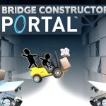 Bridge Constructor Portal llega el 28 de febrero a PS4, Xbox One y Switch