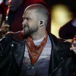 Disfruta con la actuación de Justin Timberlake en el intermedio de la Super Bowl