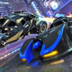 Batman llega por partida doble a Rocket League con el pack DC Super Heroes
