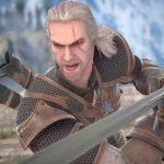 Geralt de Rivia, protagonista de la saga The Witcher, se une a SoulCalibur VI