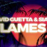 David Guetta estrena Flames con Sia