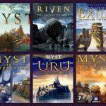 Myst regresa a los videojuegos con versiones actualizadas de sus seis entregas