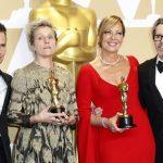 Todos los ganadores de los Oscar 2018