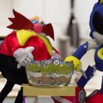 Los mejores cortos creados con peluches de Sonic