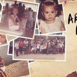 Aitana estrena un video con fotos familiares para disfrutar con la nueva versión de Arde