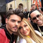Abraham Mateo estrena el vídeo de Se Acabó el Amor con Jennifer Lopez y Yandel