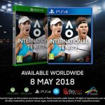 AO International Tennis llega el 8 de mayo a PS4, Xbox One y PC