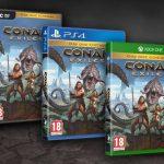 Descubre todo lo que necesitas para sobrevivir en el nuevo trailer de Conan Exiles